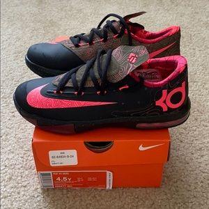 Nike KD VI (6) Meteorology GS 4.5Y LIKE NEW